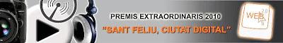 Premis Sant Feliu Ciutat Digital 2010
