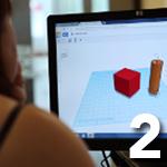 Disseny 3D tastet 2 - Sant Feliu Innova